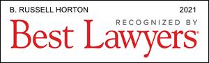 Best Lawyers 2021 - Horton