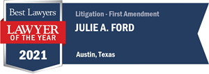 Best Lawyers LOTY 2021 - Ford